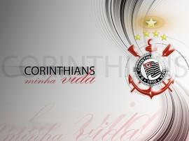 Papel de parede Corinthians: Minha Vida