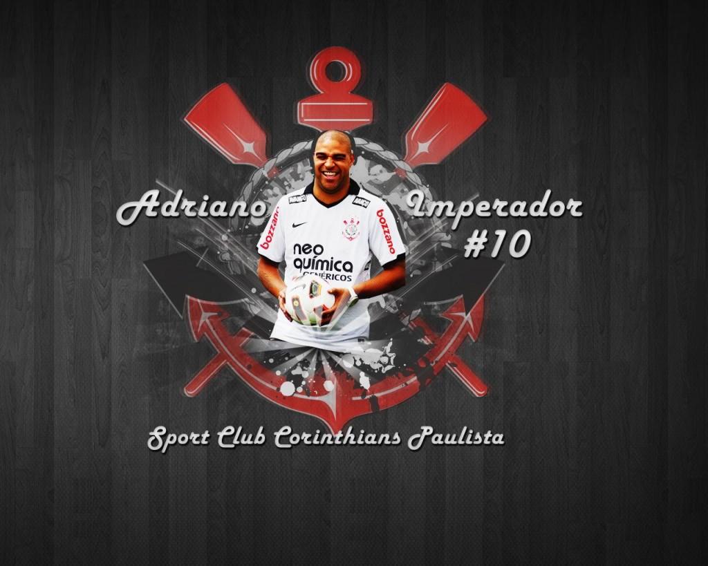 Papel de parede Corinthians: Adriano Imperador para download gratuito. Use no computador pc, mac, macbook, celular, smartphone, iPhone, onde quiser!