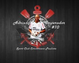 Papel de parede Corinthians: Adriano Imperador