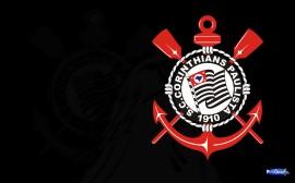 Papel de parede Corinthians: Escudo