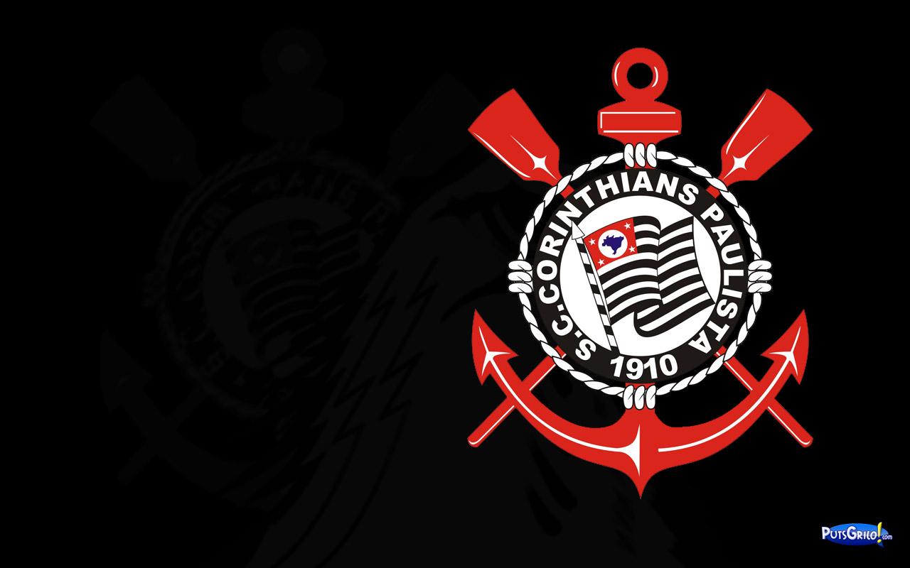 Papel de Parede Corinthians Escudo Wallpaper para Download no Celular ou Com