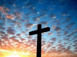 Papel de parede Cruz – Belo Céu