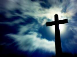 Papel de parede Cruz – Jesus