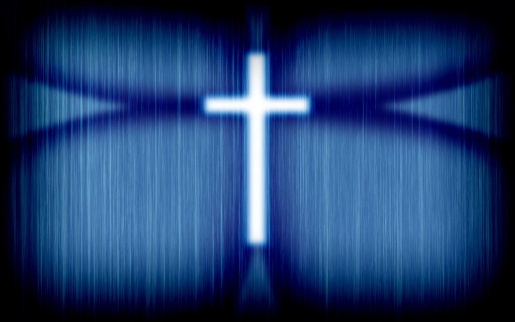 Papel de parede Cruz – Azul para download gratuito. Use no computador pc, mac, macbook, celular, smartphone, iPhone, onde quiser!