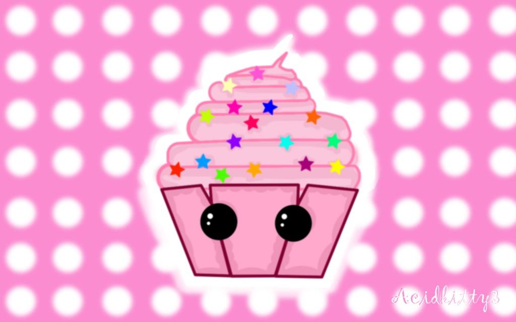 Papel de parede Cupcakes – Doce para download gratuito. Use no computador pc, mac, macbook, celular, smartphone, iPhone, onde quiser!