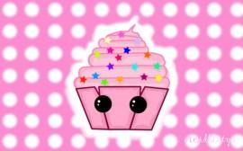 Papel de parede Cupcakes – Doce