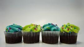 Papel de parede Cupcakes – Gostoso