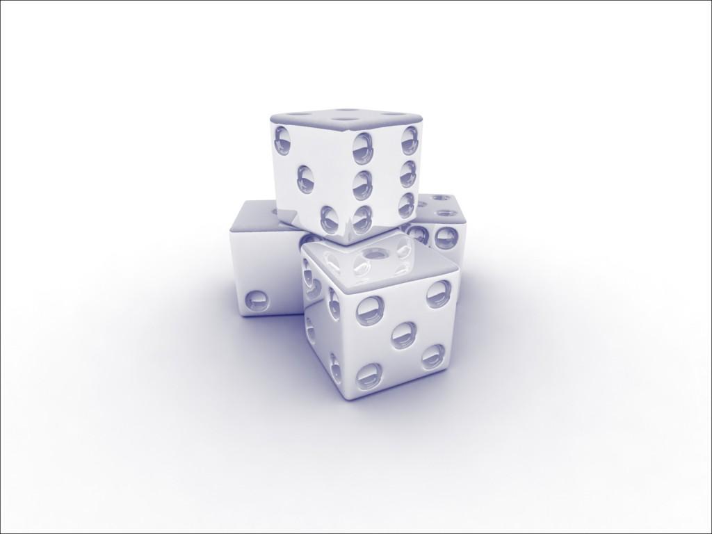 Papel de parede Dados Brancos para download gratuito. Use no computador pc, mac, macbook, celular, smartphone, iPhone, onde quiser!