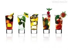 Papel de parede Drink – Coloridos