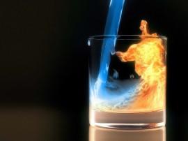 Papel de parede Drink – Frio e Quente