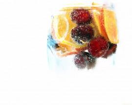 Papel de parede Drink – De Frutas