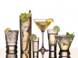 Papel de parede Drink – Diversos Copos