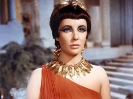 Papel de parede Elizabeth Taylor – Cleópatra