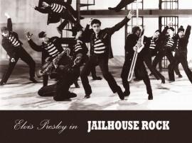 Papel de parede Elvis – Jailhouse Rock