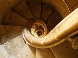 Papel de parede Escada – Caracol