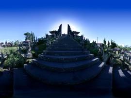 Papel de parede Escada – Em Bali