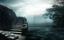 Papel de parede Escada – Sinistra