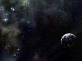 Papel de parede Estrela no Espaço