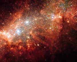 Papel de parede Estrelas e Constelações