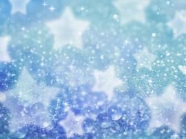 Papel de parede Estrelas Azuis
