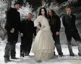 Papel de parede Evanescence – Muito Rock
