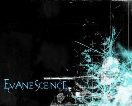 Papel de parede Evanescence – Azul