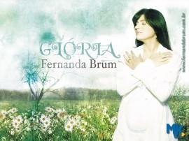 Papel de parede Fernanda Brum – Glória