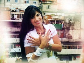 Papel de parede Fernanda Brum – Paz