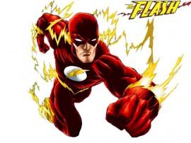 Papel de parede Flash – Marvel