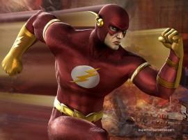 Papel de parede Flash – 3D