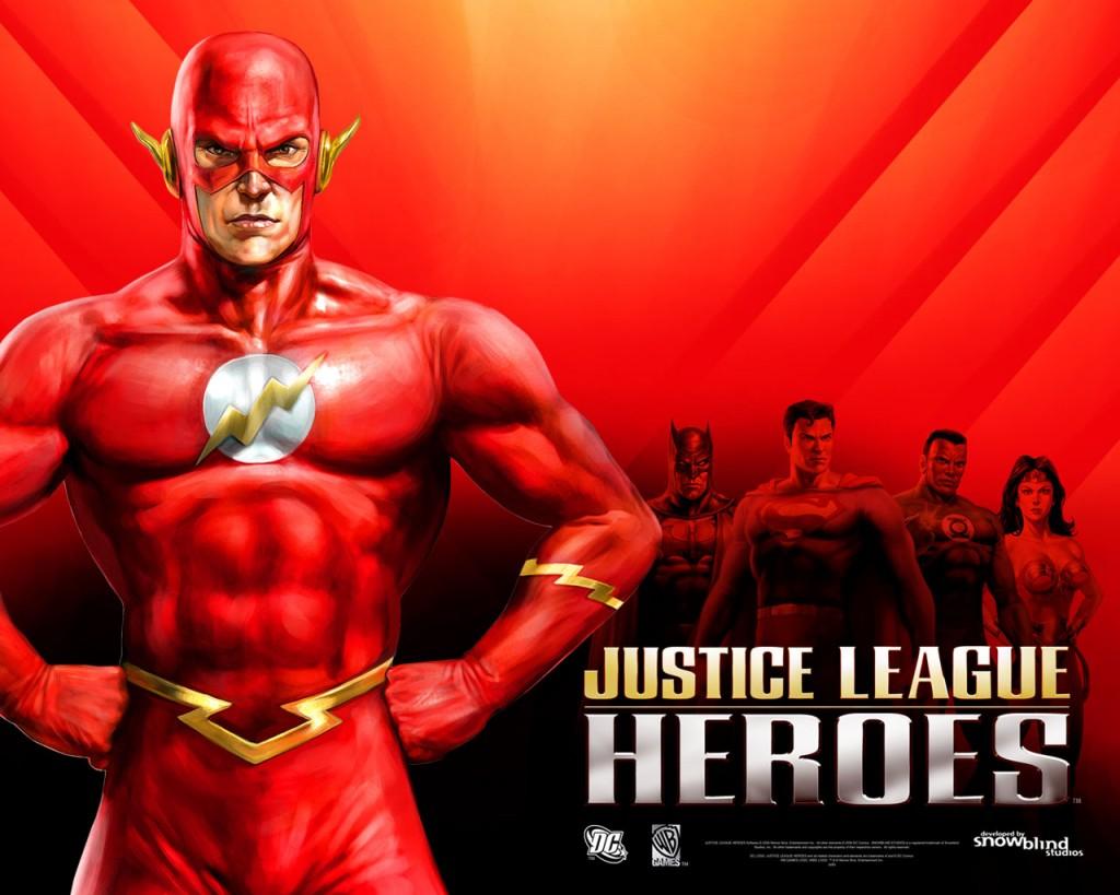 Papel de parede Flash – Liga da Justiça para download gratuito. Use no computador pc, mac, macbook, celular, smartphone, iPhone, onde quiser!