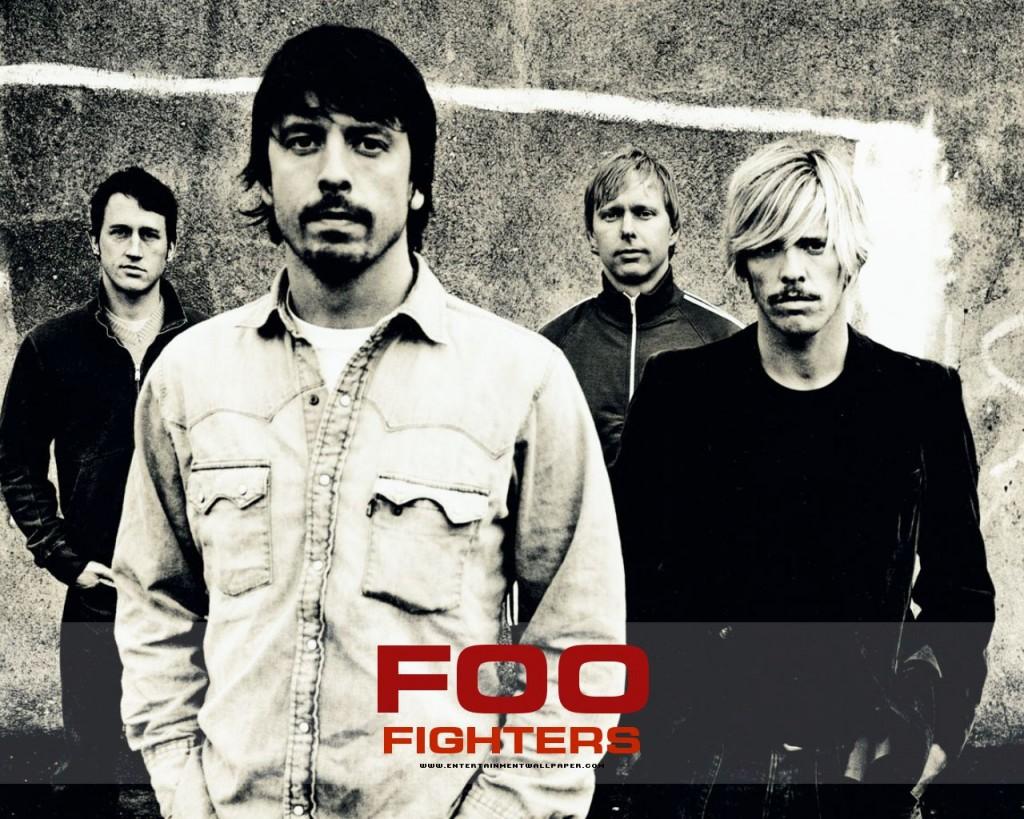 Papel de parede Foo Fighters – Banda para download gratuito. Use no computador pc, mac, macbook, celular, smartphone, iPhone, onde quiser!