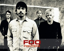 Papel de parede Foo Fighters – Banda
