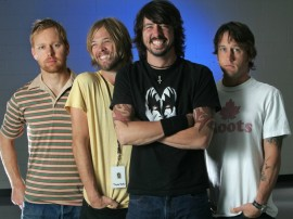 Papel de parede Foo Fighters – Música de Qualidade