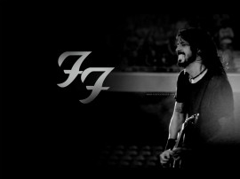 Papel de parede Foo Fighters – Rock