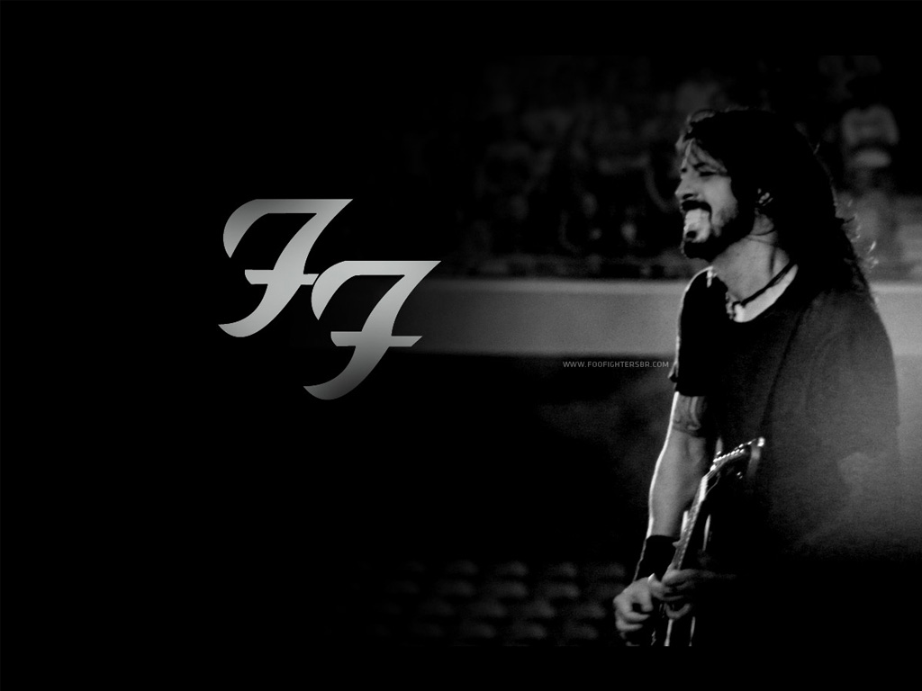 Papel de parede Foo Fighters – Rock para download gratuito. Use no computador pc, mac, macbook, celular, smartphone, iPhone, onde quiser!