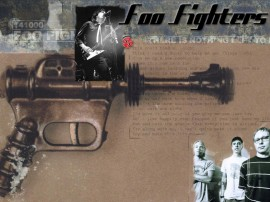 Papel de parede Foo Fighters – Para Ouvir