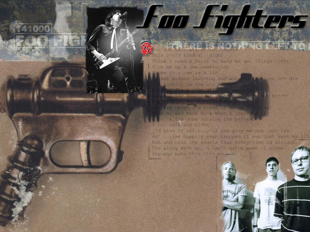 Papel de parede Foo Fighters – Para Ouvir para download gratuito. Use no computador pc, mac, macbook, celular, smartphone, iPhone, onde quiser!