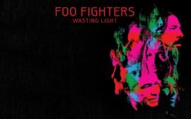 Papel de parede Foo Fighters – Banda de Rock