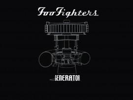 Papel de parede Foo Fighters – Generator