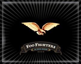 Papel de parede Foo Fighters – In Your Honor
