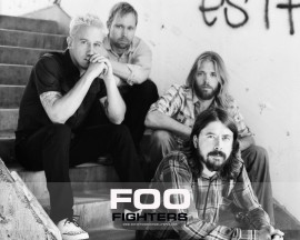 Papel de parede Foo Fighters – Música boa