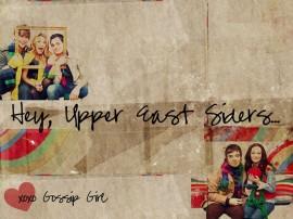 Papel de parede Gossip Girl: Hey, Upper East Siders