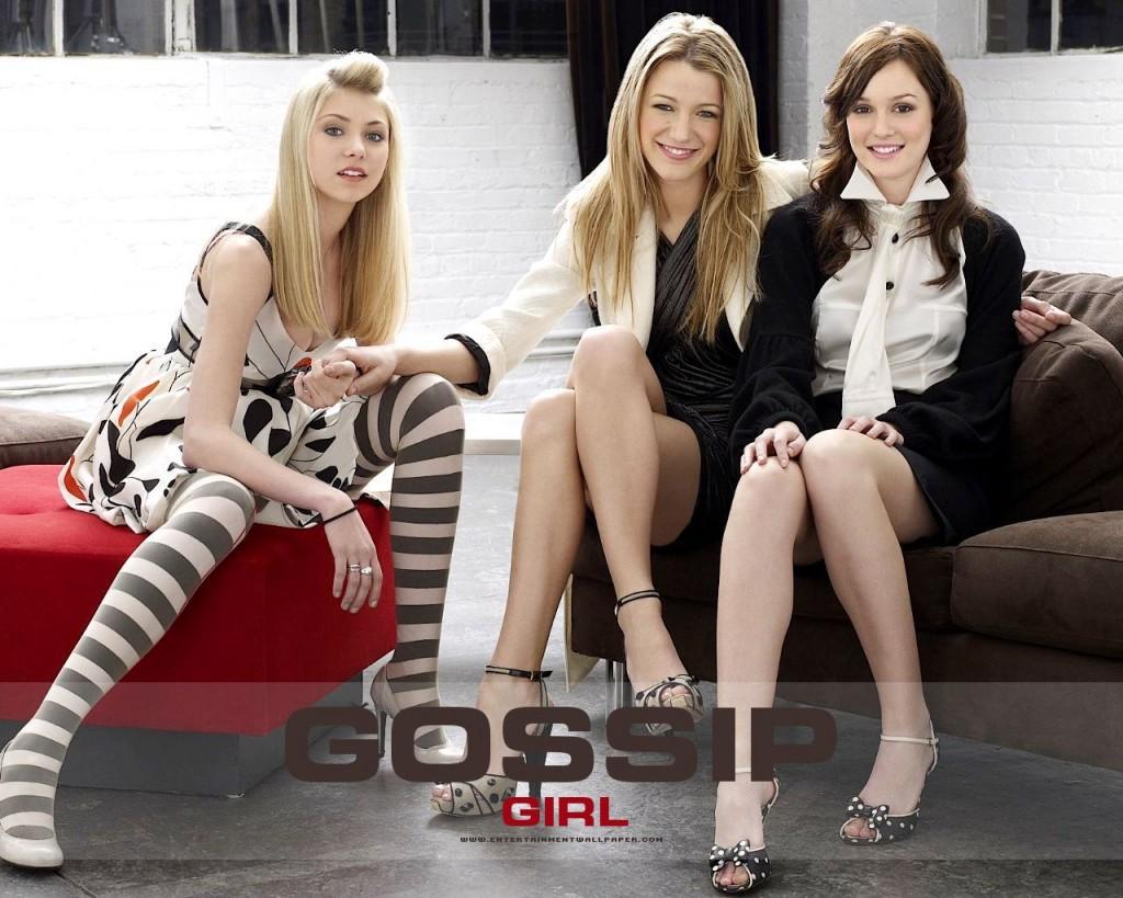 Papel de parede Gossip Girl: Amigas para download gratuito. Use no computador pc, mac, macbook, celular, smartphone, iPhone, onde quiser!