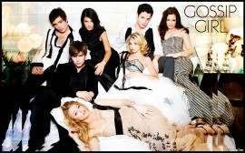 Papel de parede Gossip Girl: Luxo