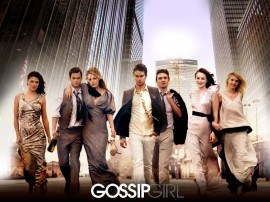 Papel de parede Gossip Girl: Sociedade de Nova Iorque