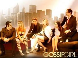 Papel de parede Gossip Girl: Nova Iorque