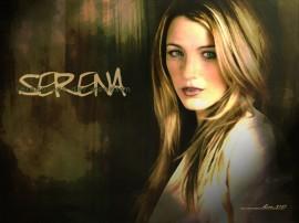 Papel de parede Gossip Girl: Serena