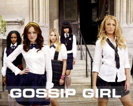 Papel de parede Gossip Girl: Escola