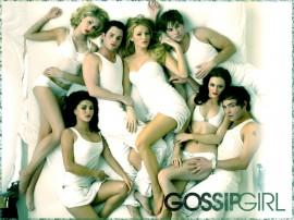 Papel de parede Gossip Girl: Elenco